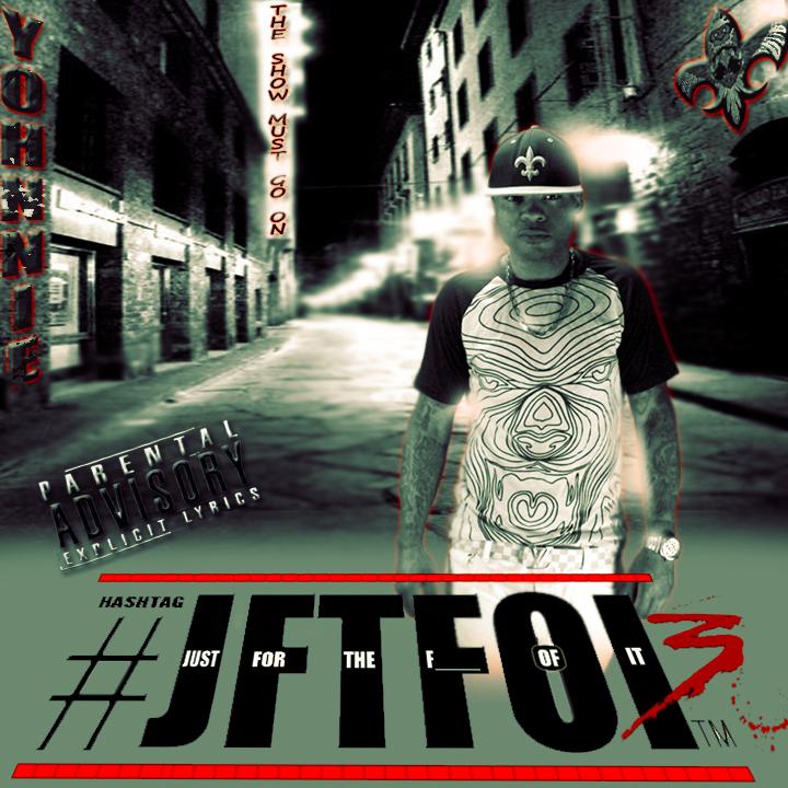 Yohnnie JFTFOI cover