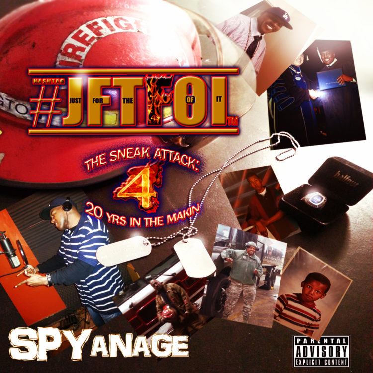 "#JFTFOI 4 ""The Sneak Attack: 20 Yrs in the Makin"""